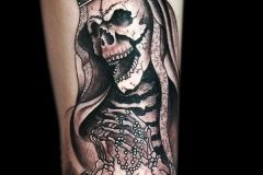 6-Death-Marie-queen-custom-tattoo