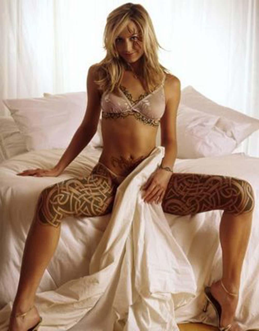 The Sexiest Tattoos For Girls