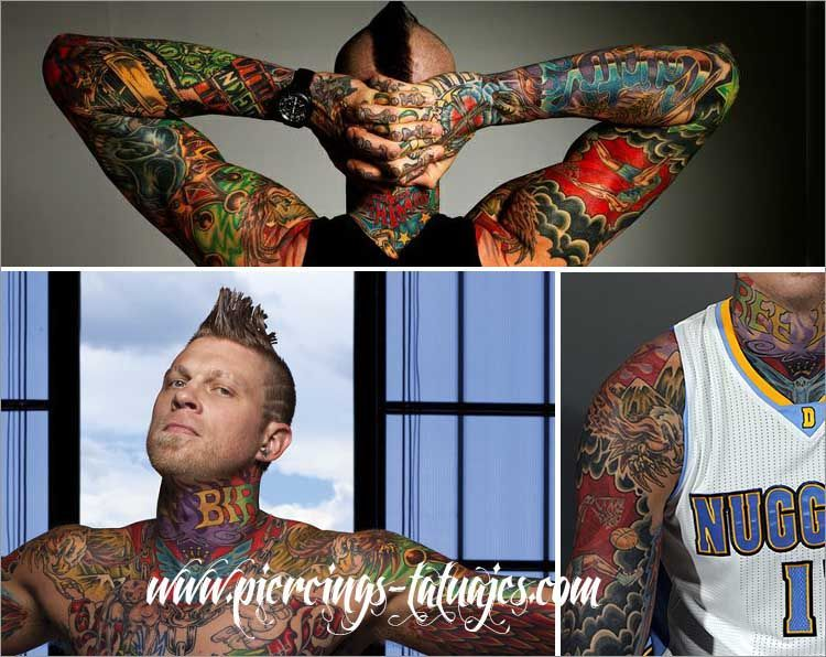 tatuajes nba de chris andersen