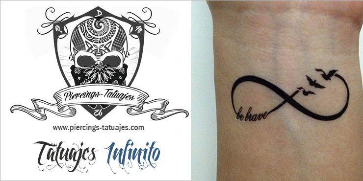 tatuajes simbolo infinito