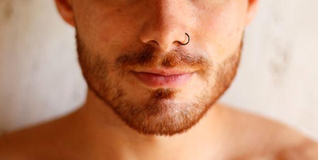Para nariz piercing en cuidados el la